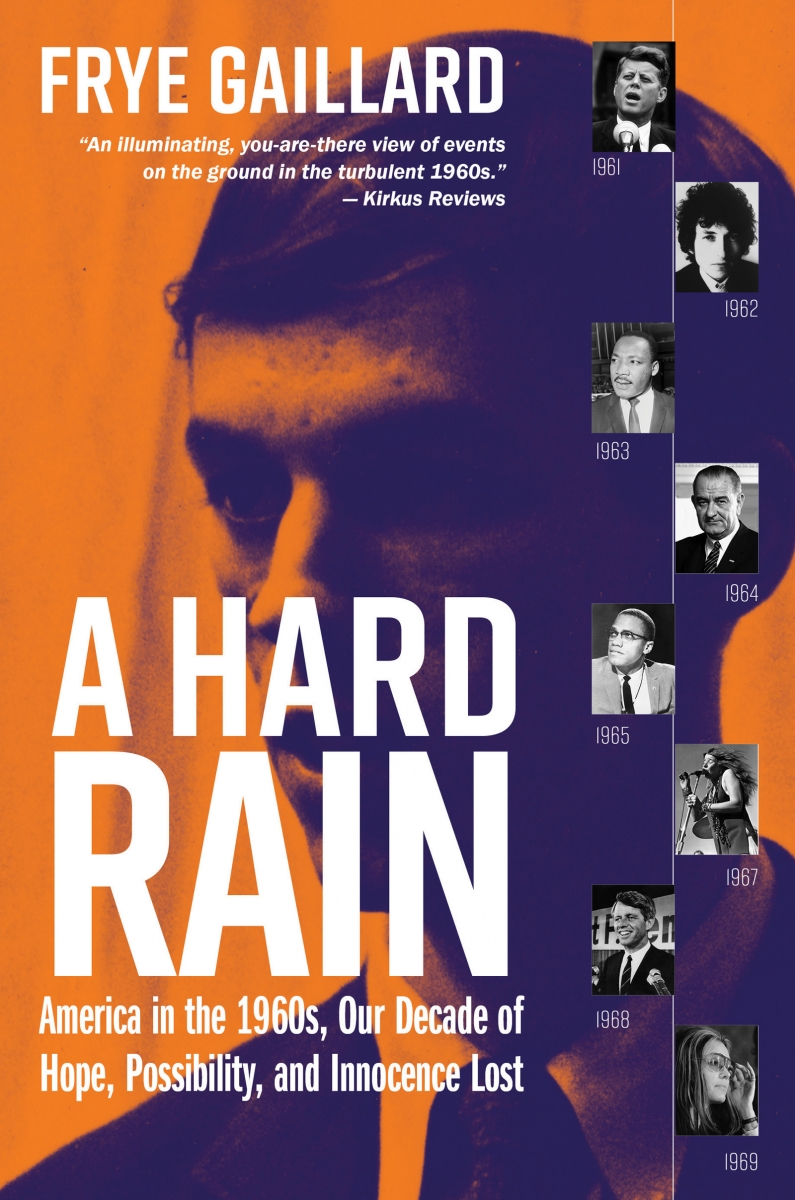 Image result for a hard rain book cover