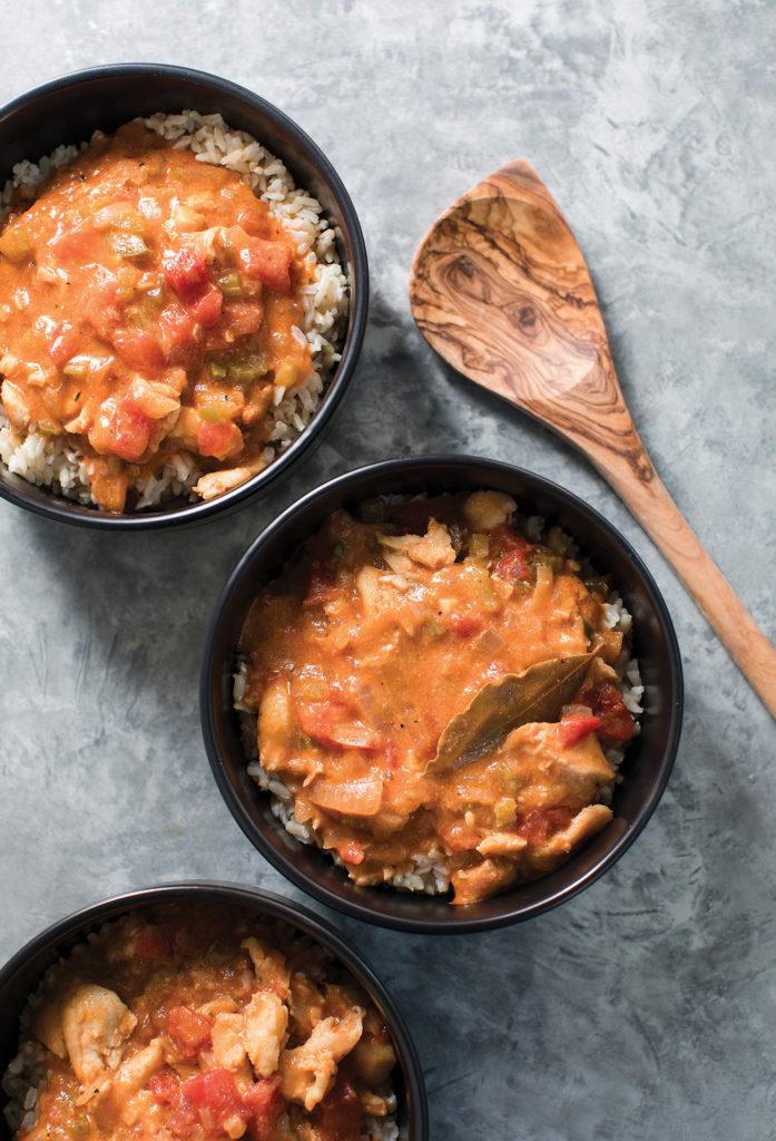 Trout Romez Stew